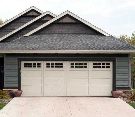 Steel Garage Doors — Residential and commercial insulated steel garage doors